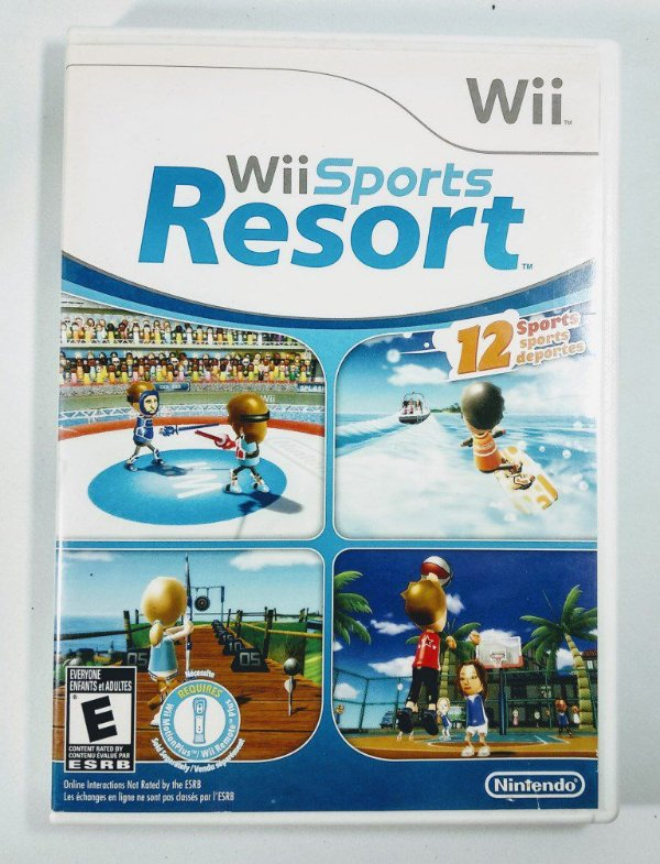 Wii Sports Resort Original - Wii