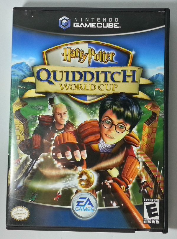 Harry Potter Quidditch World Cup Original - GC
