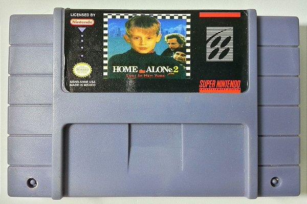 Home Alone 2 - SNES