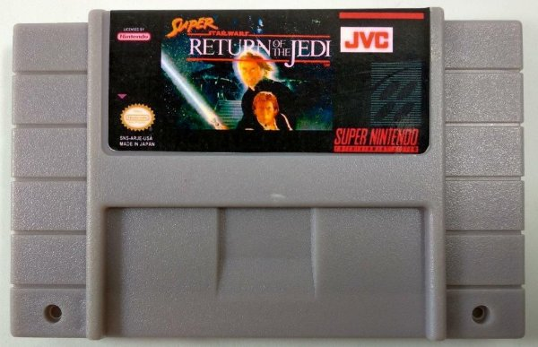 Super Star Wars Return of the Jedi - SNES