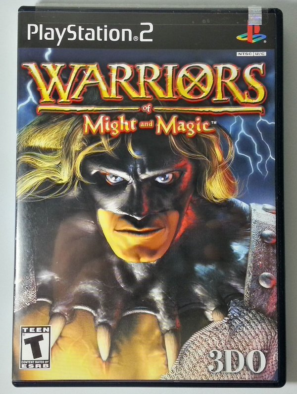 Warriors of Might and Magic Original - PS2