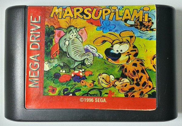 Marsupilami Original - Mega Drive