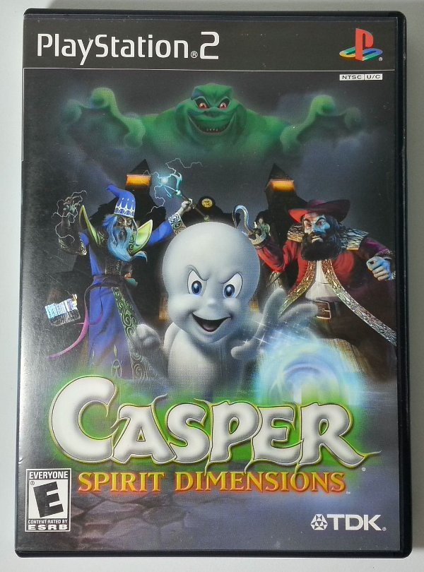 Casper Original - PS2