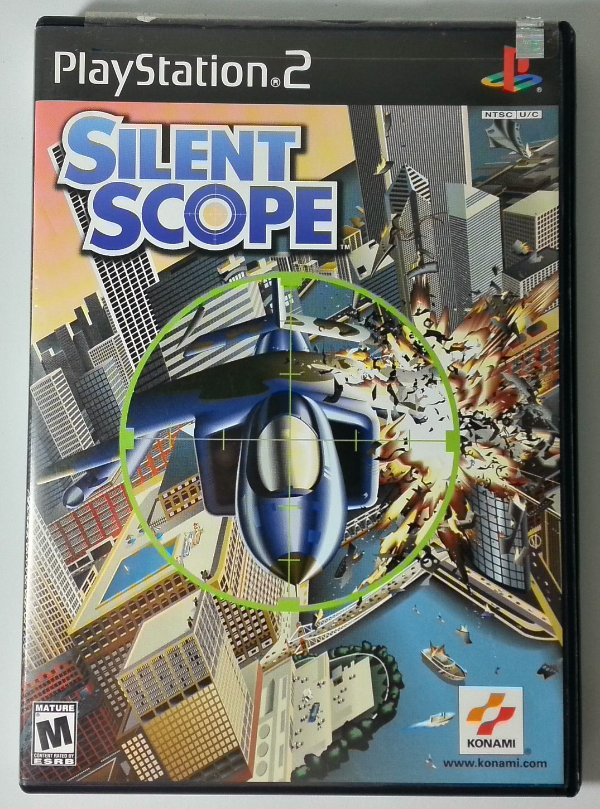 Silent Scope Original - PS2