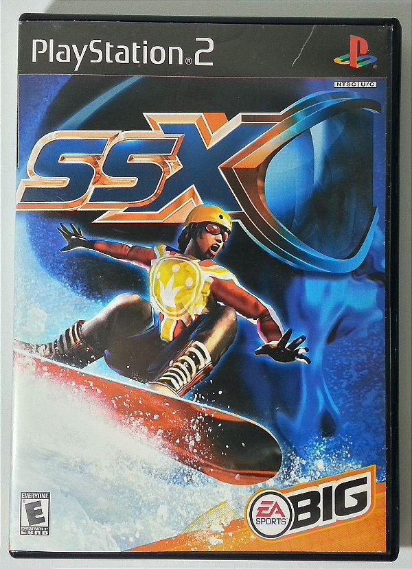 SSX Original - PS2