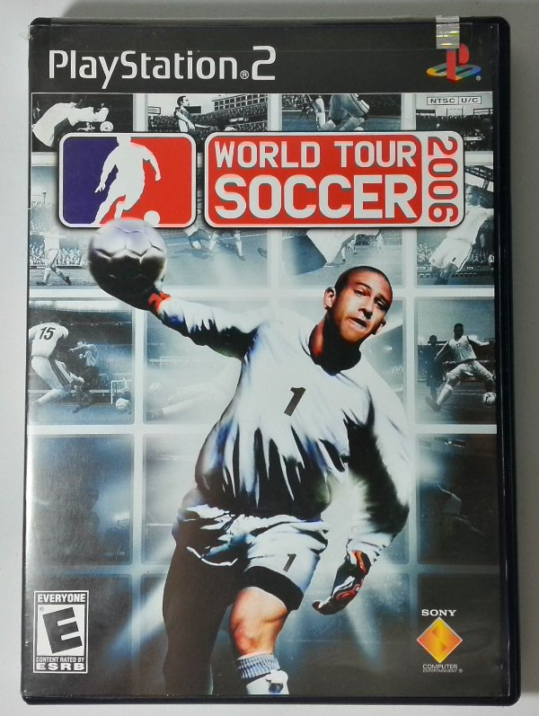 World Tour Soccer 2006 Original - PS2