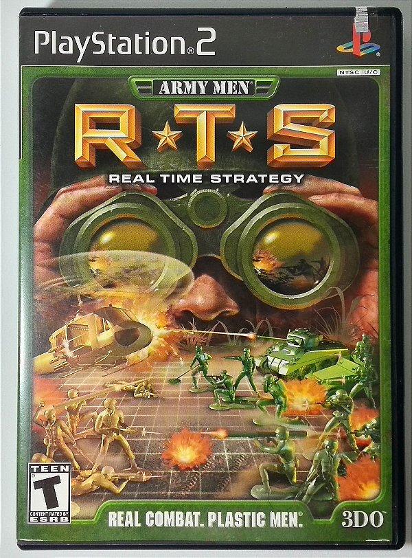 Army men RTS Original - PS2