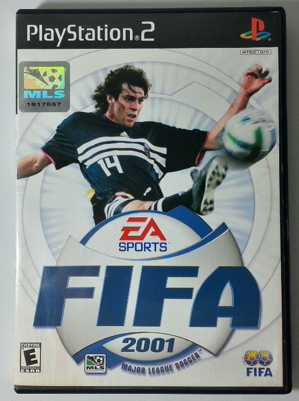 Fifa Soccer 2001 Original - PS2