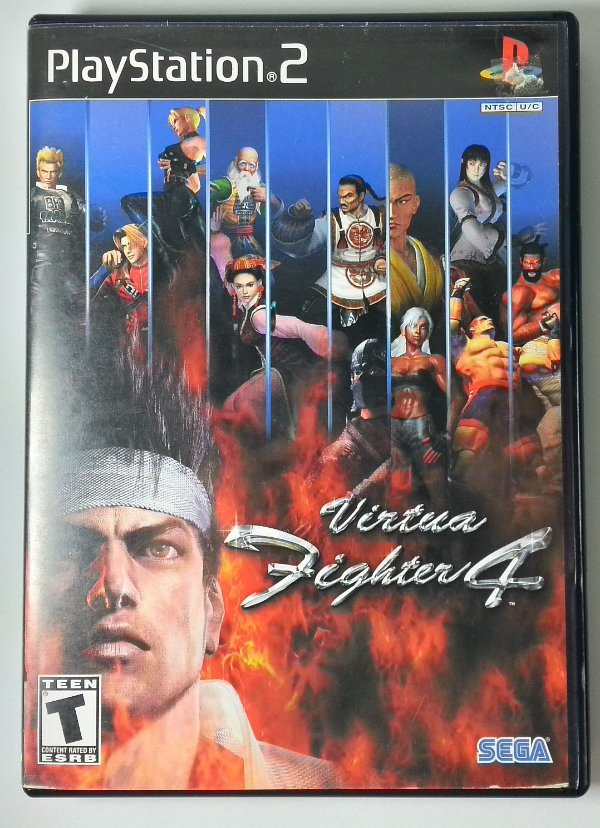 Virtua Fighter 4 Original - PS2