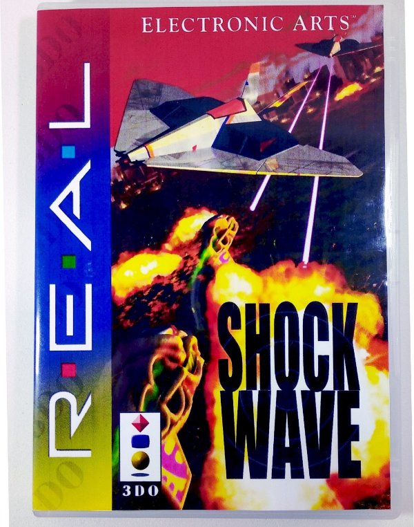 Shock Wave Original  [JAPONÊS] - 3DO