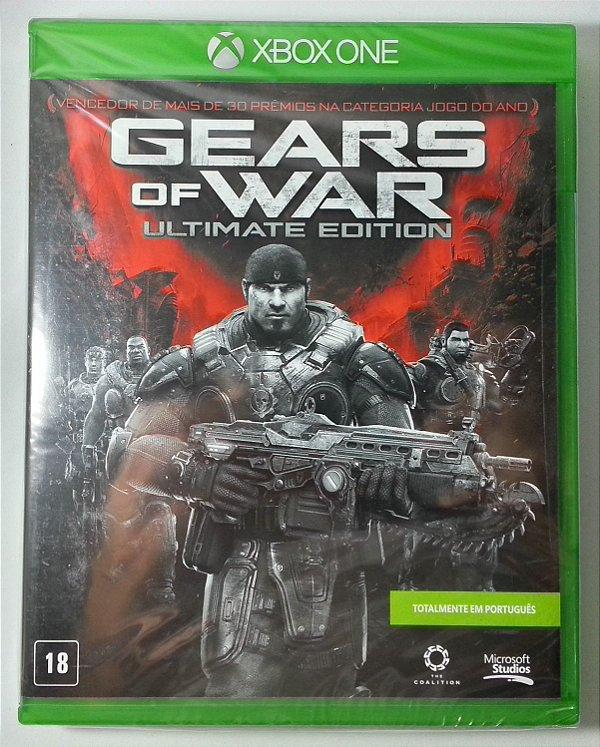 Gears of War Ultimate Edition (Lacrado) - Xbox One