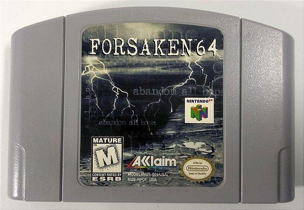 Forsaken Original - N64