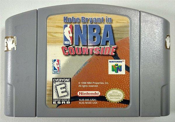 NBA Courtside Original - N64