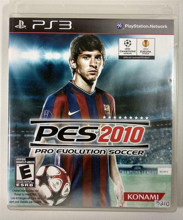 PES 2010 - PS3
