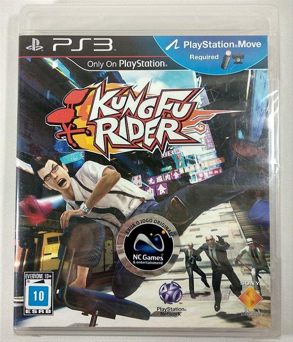 Kung Fu Rider (Lacrado) - PS3