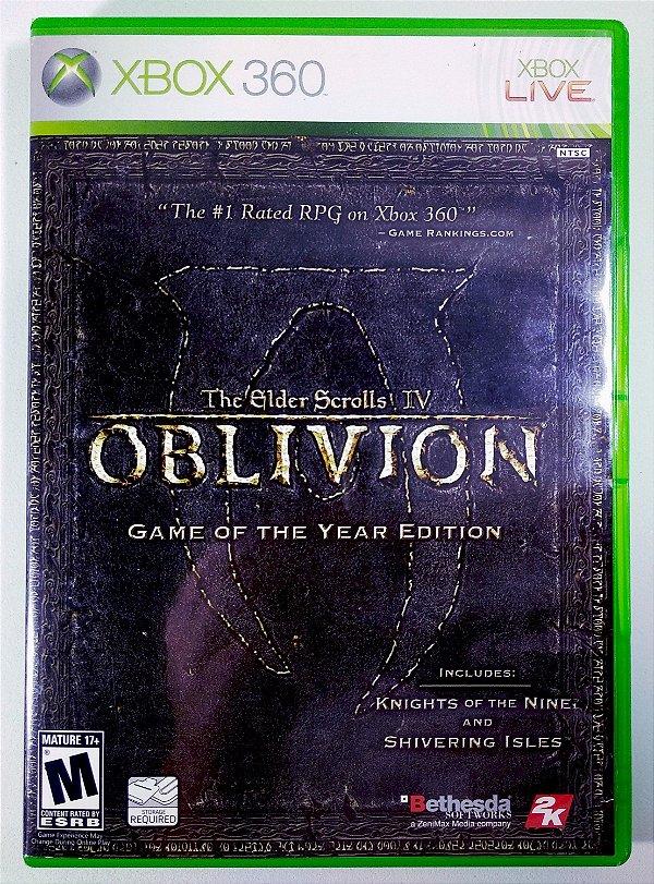 The Elder Scrolls IV OBLIVION - Xbox 360