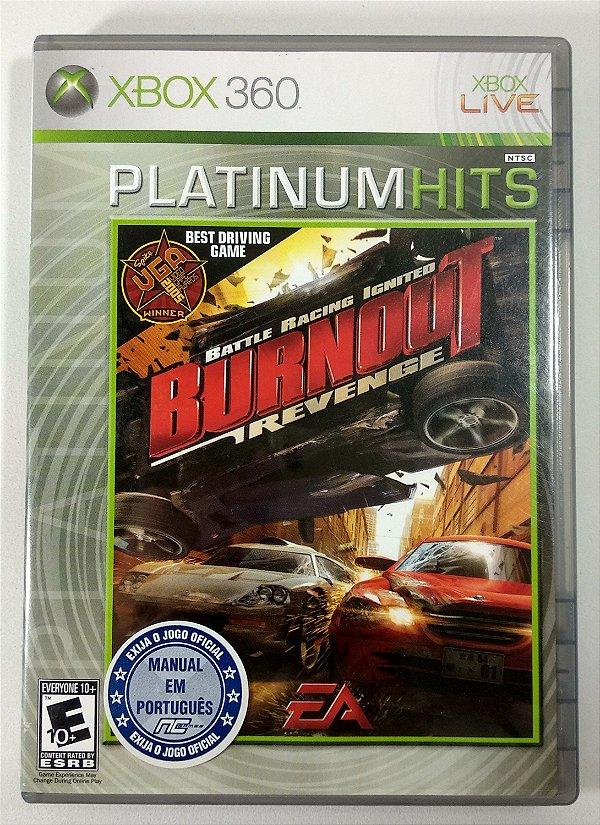 Burnout Revenge - Xbox 360
