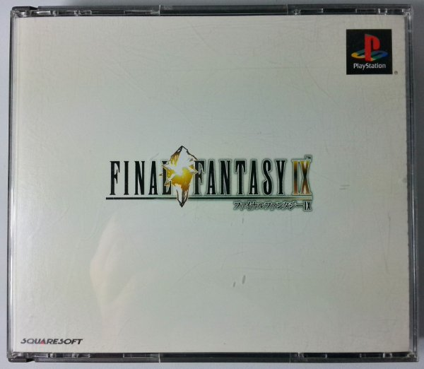 Final Fantasy IX Original [JAPONÊS] - PS1 ONE