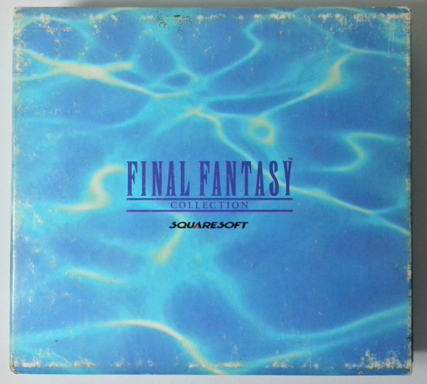 Final Fantasy Collection Original [JAPONÊS]  - PS1 ONE