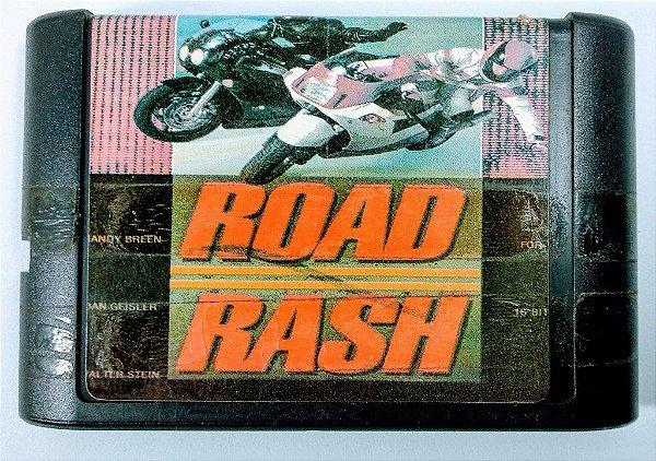Jogo Road Rash - Mega Drive