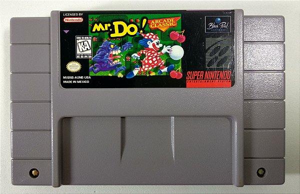 Mr. Do! Original - SNES