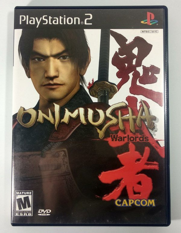 Onimusha Original - PS2