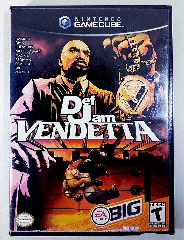 Def Jam Vendetta Original - GC