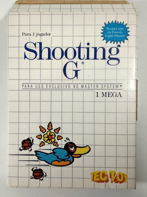 Shooting G - Master System