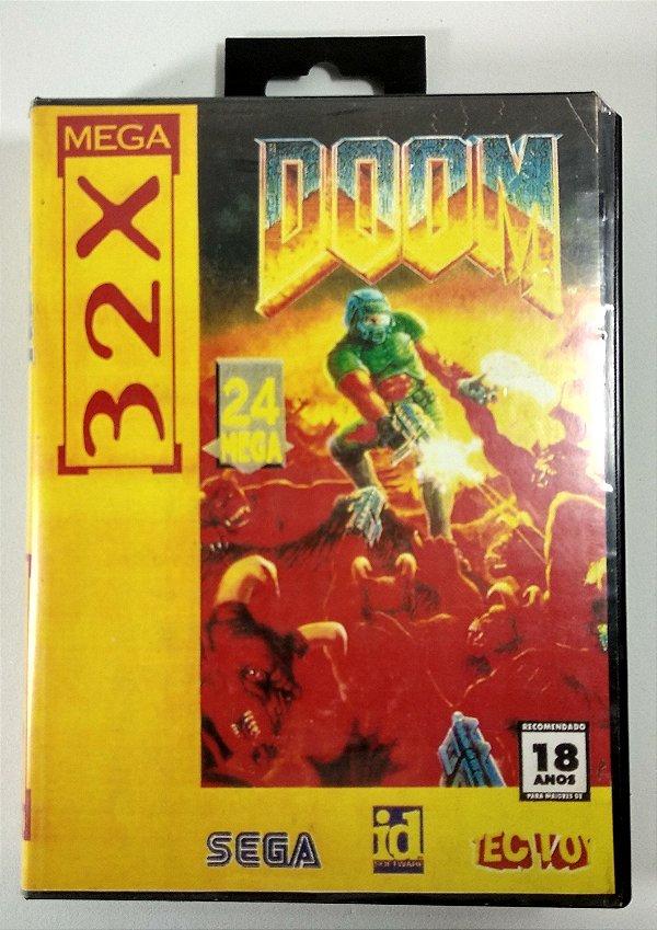 Doom Original - Sega 32x
