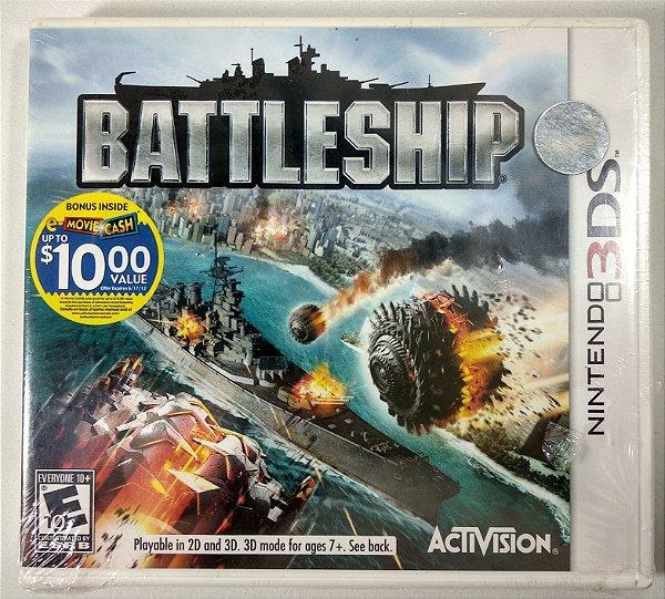 Battleship Original (Lacrado) - 3DS