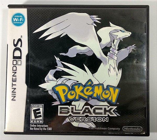 Pokemon Black Version Original - DS