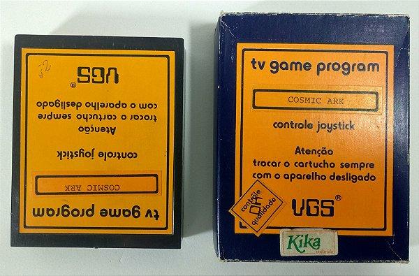 Cosmic Ark VGS - Atari