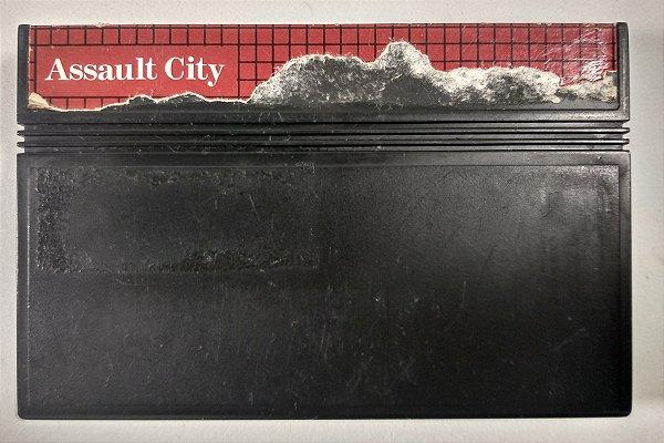 Assault City - Master System