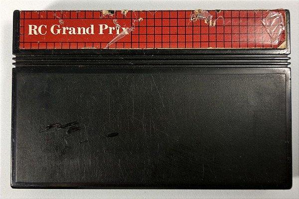 Jogo R.C Grand Prix - Master System