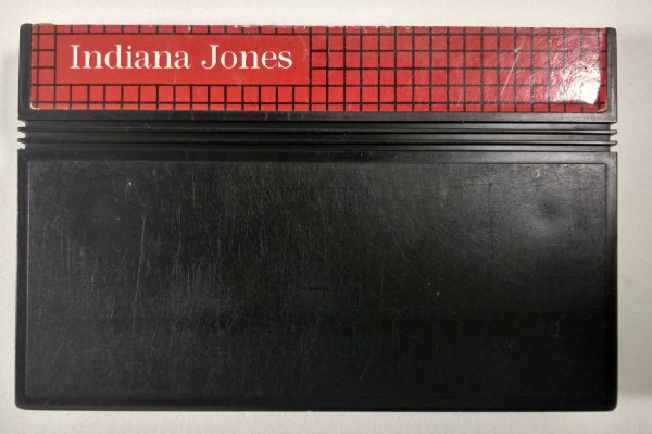 Indiana Jones - Master System