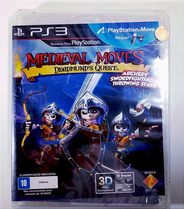 Medieval Moves (Lacrado) - PS3