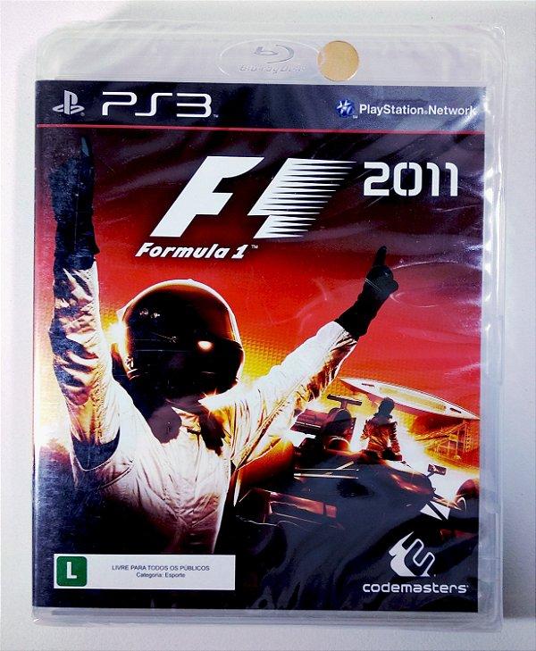 F-1 2011 (Lacrado) - PS3