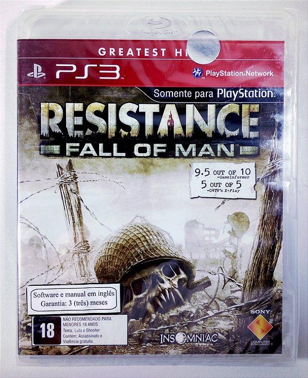 Resistance Fall of Man (Lacrado) - PS3