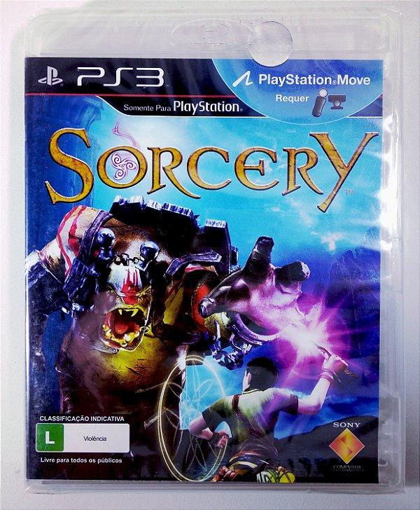 Sorcery (Lacrado) - PS3