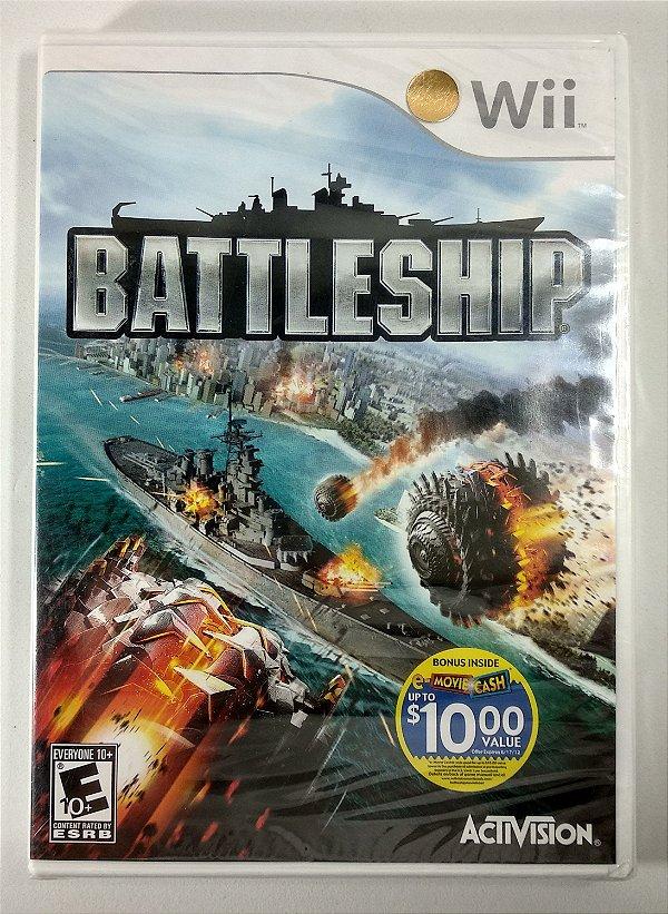 Battleship Original (Lacrado) - Wii