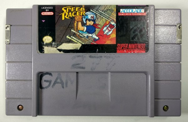 Speed Racer Original - SNES