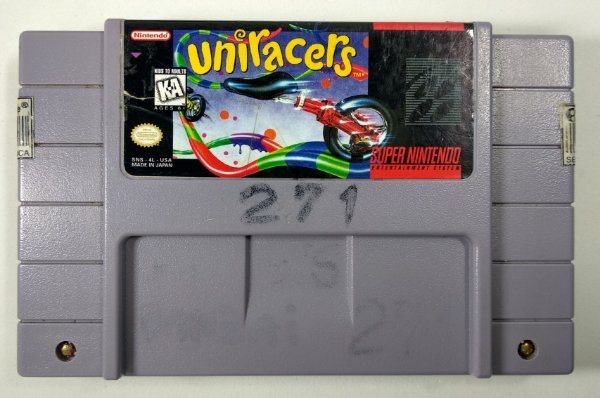 Uniracers Original - SNES