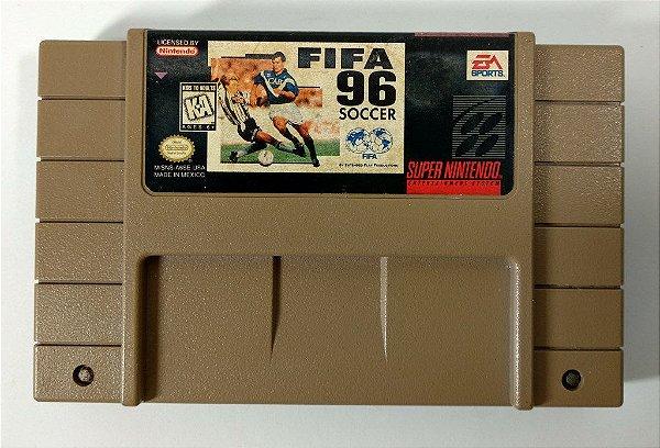 Fifa 96 Original - SNES