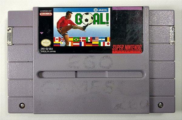 Goal Original - SNES