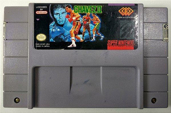 Chavez II Original - SNES