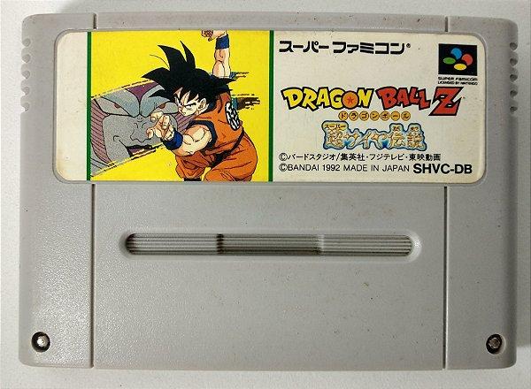 Dragon Ball Z Legend of Saiyan Original - Super Famicom