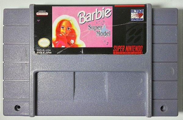 Barbie Super Model - SNES