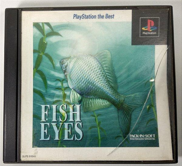 Fish Eyes Original [JAPONÊS] - PS1 ONE