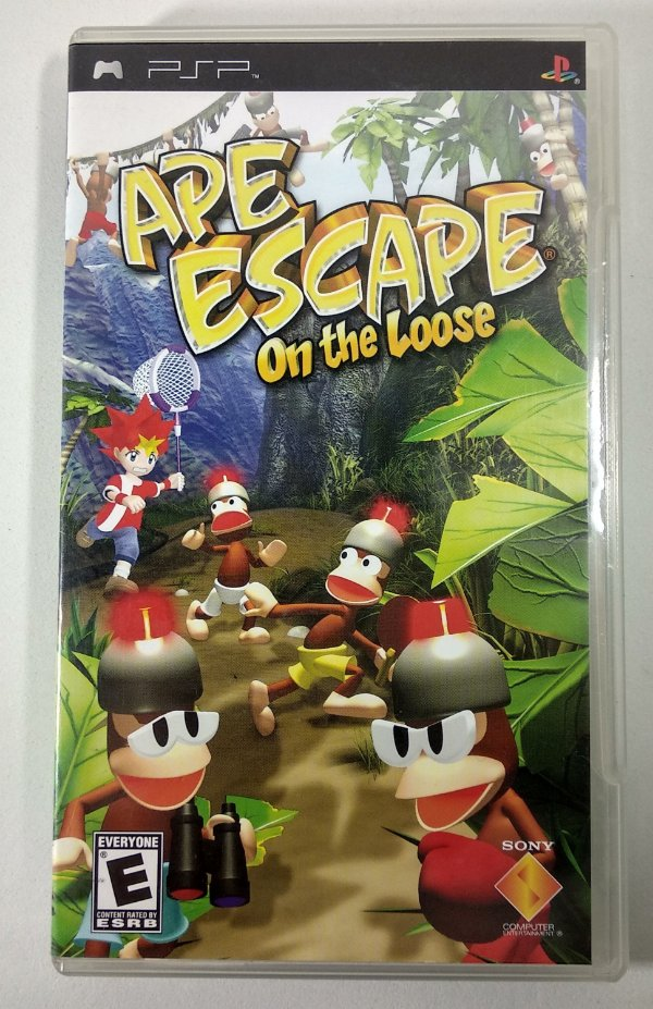 Ape Escape Original - PSP