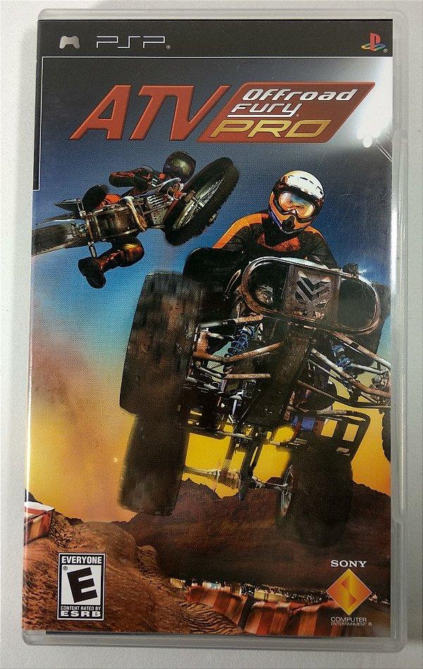 ATV off Road Fury PRO Original - PSP